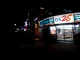 Театральная улица в Корее