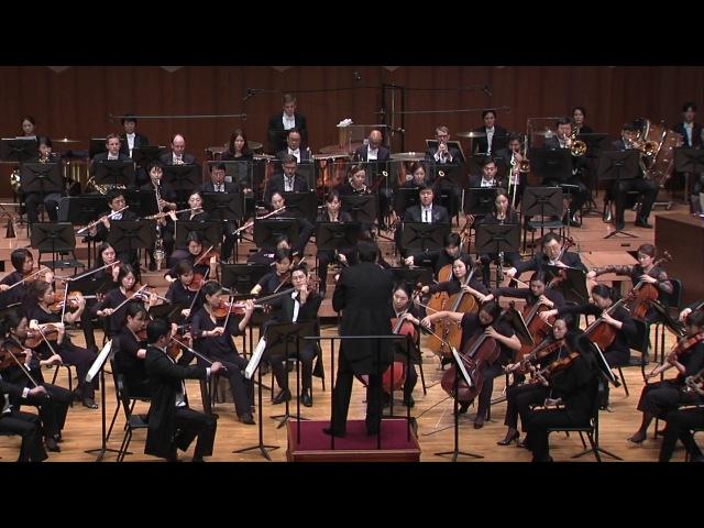 Tchaikovsky - Manfred Symphony (1st Mvt Finale)   Manuel López-Gómez   Seoul Philharmonic Orchestra
