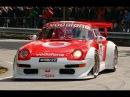 700Hp Porsche 993 GT2 BiTurbo Legendary Monster Rampa da Falperra