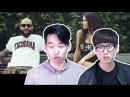 "Реакция корейцев на клип ""Doni ft Тимати - Борода"" Корейские парни"