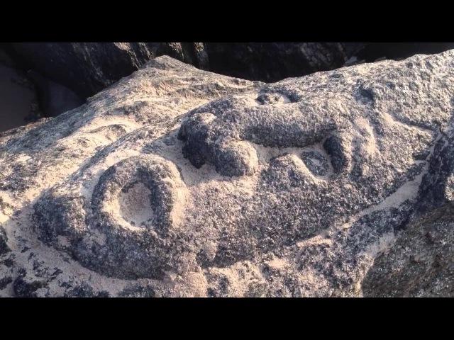 Игорь Алпатов, Славянские лики на камнях пляжа в Бруклине, часть 2