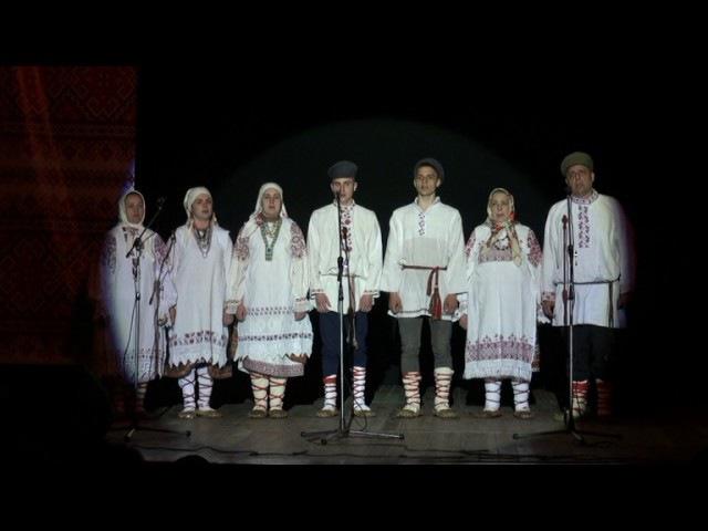Народный семейный фольклорный ансамбль «Горошины», Брянская область