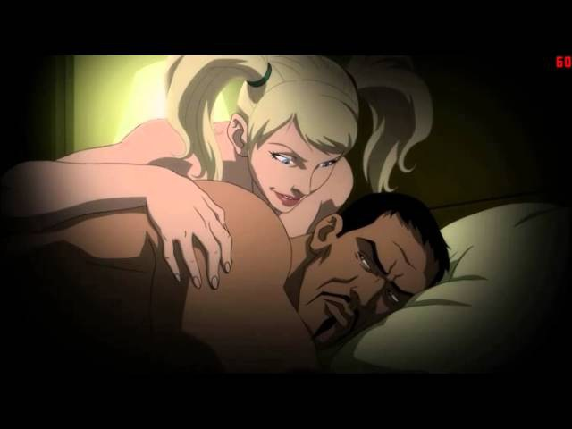 Harley Quinn Sex Scene from Batman: Assault on Arkham