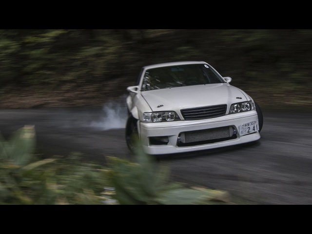 Cool JDM Cars Drifting (Pure Engine Sound)
