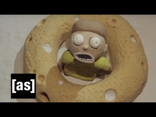 Rick and Morty The Non-Canonical Adventures: Honey I Shrunk The Kids | Adult Swim