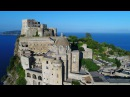 ISCHIA CASTLE 🇮🇹 IN 4K!! - Drone video of Aragonese Castle Italy