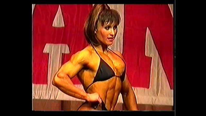 Кубок России по бодибилдингу 2002 Женщины 57 и абсолютное первенство