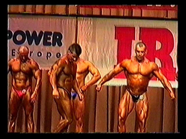 Кубок России по бодибилдингу 2002 Мастера мужчины