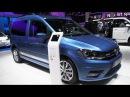 2016 Volkswagen Caddy 1.4l TGI 81 kW BlueMotion MT6 - Exterior and Interior Walkaround