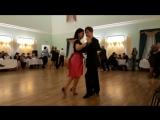 Аргентинское танго на Милонге в Омске 03.05.17- 2 ТЮЛЬПАНЧИКИ- Студия Кумпарсита