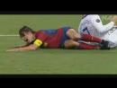 Старое видео Сristiano Ronaldo vs Carles Puyol. 2008-9. HD