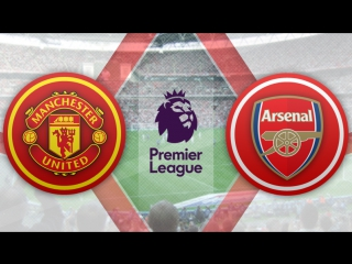Манчестер Юнайтед 1:1 Арсенал | Чемпионат Англии 2016/17 | Премьер Лига | 12-й тур | Обзор матча