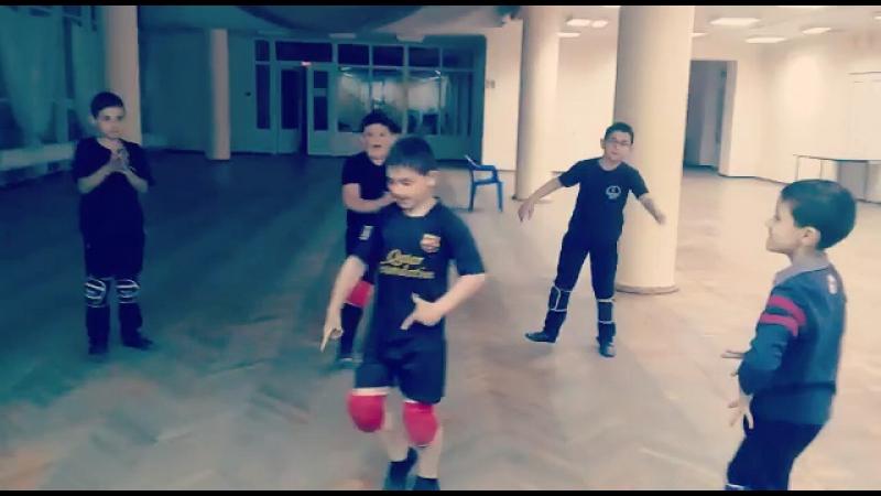 Школа Кавказских танцевГорец🔥🔥🔥💪🏻