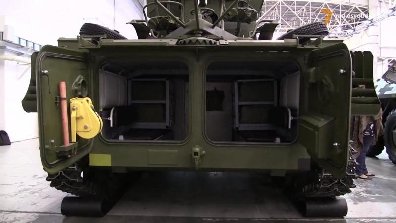 В Києві показали нову та експериментальну українську військову техніку