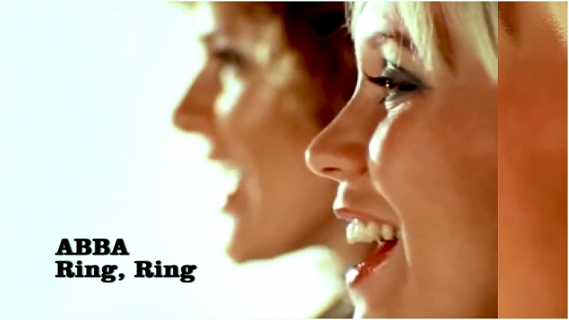 ABBA «Ring, Ring» (1973)