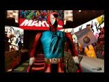 Алый Паук и Человек-Паук против Халка и Красного Халка (с Женщиной-Халк)