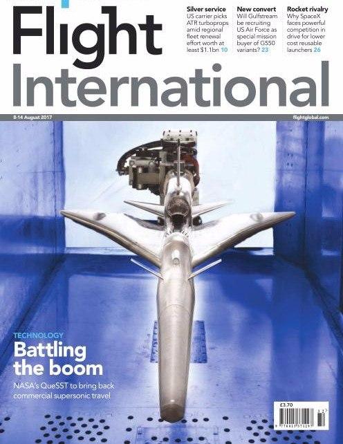 Flight International - 8 - 14 August 2017 #flight_mags thumbnail
