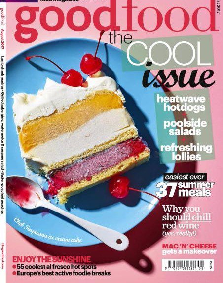 Simple & Delicious - August-September 2017 BBC Good Food UK - August 2017 #food_mags... thumbnail