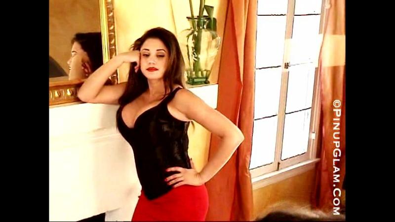 Miriam Gonzalez black corset 01 ( fetish milf wet pussy big tits suck blowjob kink porn anal мамка сосет порно анал)