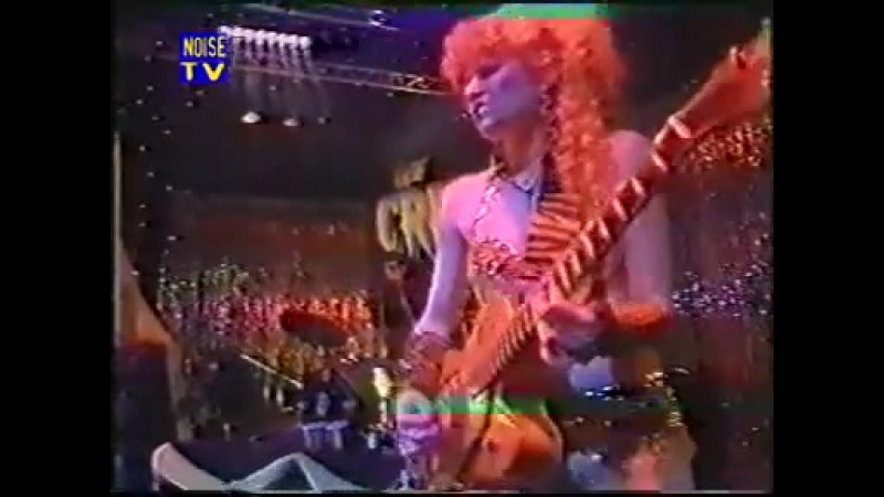 The Cramps - Live On the Tube (March, 1986)