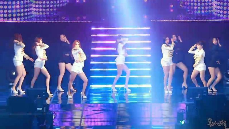 170318 티아라(T-Ara) 넘버나인 [제 12회 서울걸즈컬렉션 SGC Super Live] Fancam by 욘바인첼