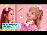 [Preview] 우주소녀(WJSN) - The 1st Album HAPPY