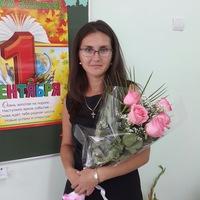 Алена Крюкова