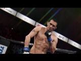 UFC 209 Симуляция боя, Нурмагомедов VS Фергюсон !