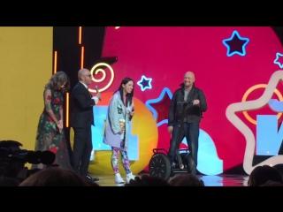 Катя Клэп одержала победу в номинации «Блогер Года»