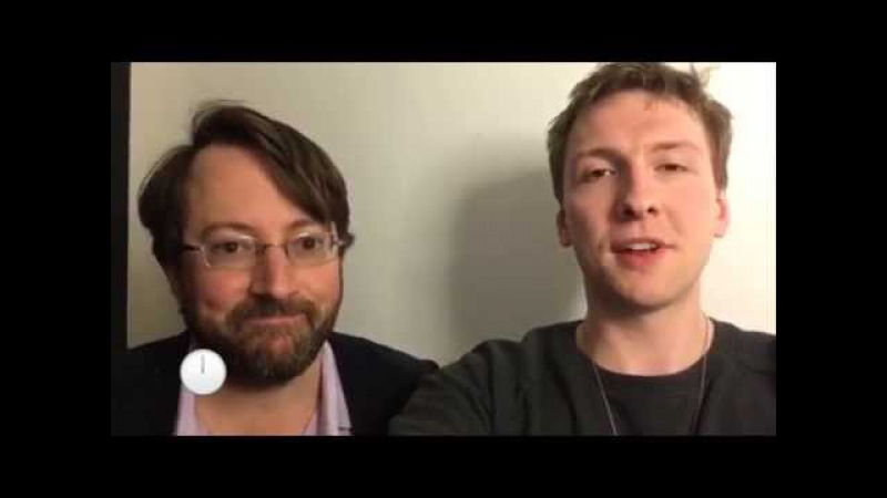 The 15 Second Interview with DAVID MITCHELL