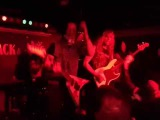 Skull Fist - Chasing The Dream (live in Jack &amp Jane Bar, Moscow, 21.05.2017)