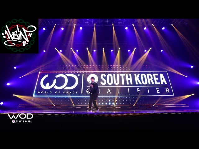 Hozin | World of Dance | South Korea Qualifier 2017 | Youth Division Judge Show