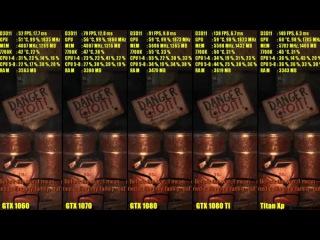 Metro Last Light Titan Xp Vs GTX 1080 TI Vs GTX 1080 Vs GTX 1070 Vs GTX 1060 Сравнение