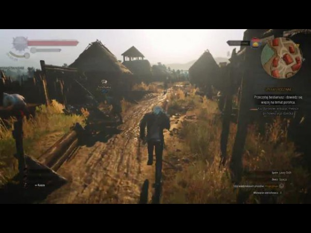 Witcher 3 - GTX 570, 8 GB RAM DDR3, i5 2500k (medium settings)