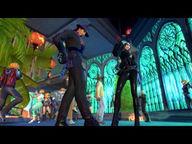 Skyforge Обновление Изгнанники на PlayStation 4