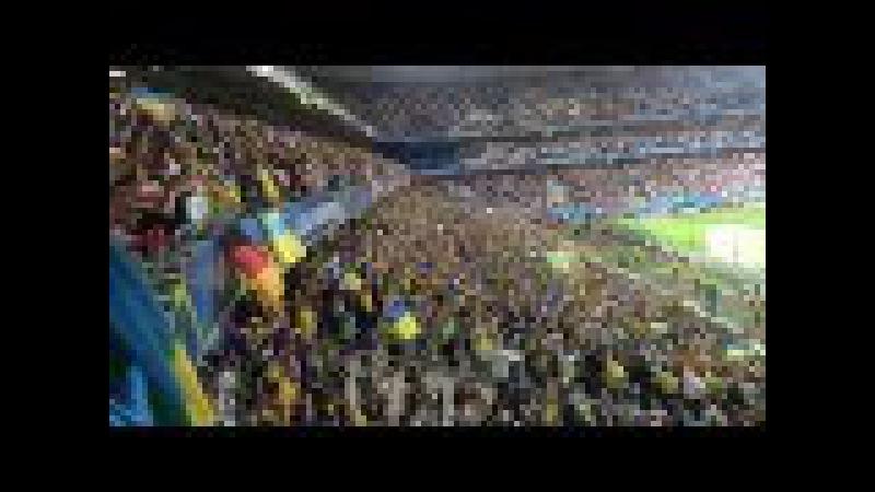 Гімн на матчі Німеччина - Україна, Євро-2016 (Лілль, 12.06.2016)