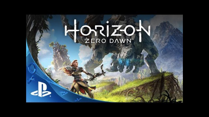 Прохождение Horizon Zero Dawn on PS4 [часть 11]. Котел Дзета и Громозев переросток