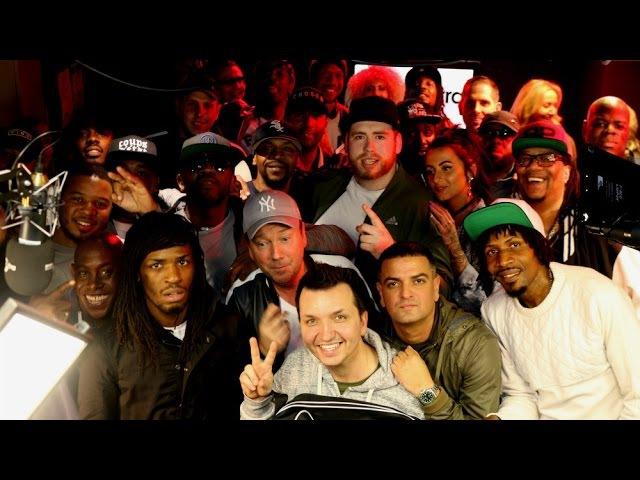 Majestic's Garage Legends Team Takeover with DJ Target
