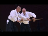 Clip of the Day Aikido Free style