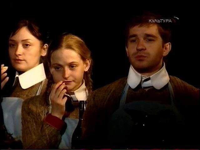 РАССКАЗ О СЕМИ ПОВЕШЕННЫХ 2007 театр п р Табакова
