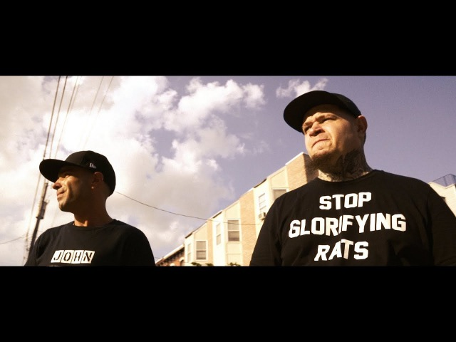 Vinnie Paz feat Eamon The Ghost I Used to Be Official Video