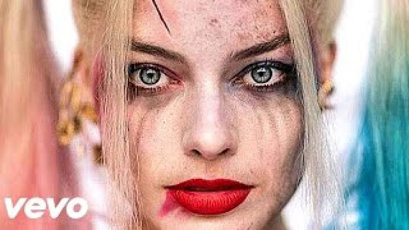 Harley Quinn The Joker - Faded