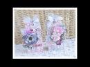Prima Watercolor Tags Tutorial * Emilia Sieradzan *