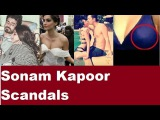 Scandals Of Famous Bollywood Actress Sonam Kapoor,Scandals Plus