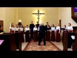 Камерный хор ПРЕОБРАЖЕНИЕ - 11 декабря 2016 г.  (часть 1), кирха