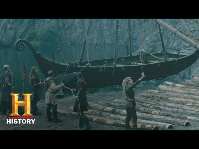 Vikings Behind the Scenes Vikings Stunt Coordination Season 4 History