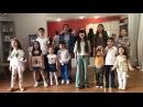 Instagram maryanakazanovaВера вчера была исполнена детками нашего продюсерского центра @pclastella совместно с нашей талантливой @denizakhekilaeva 👏⭐️👏 денизахекилаева lastella Ко