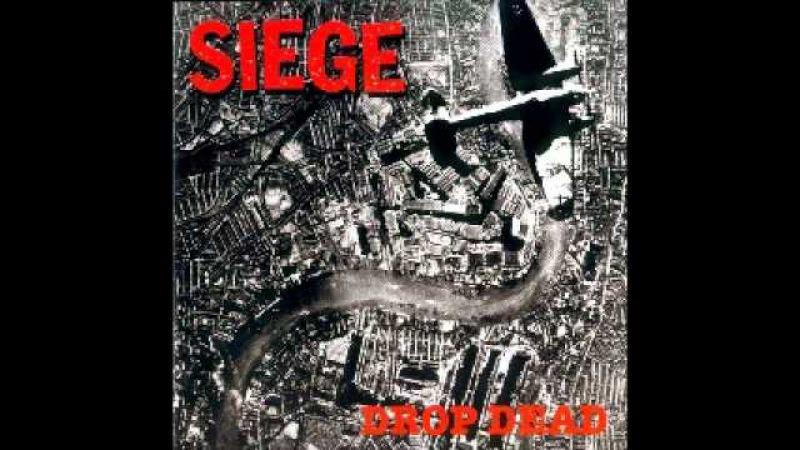 Siege - Drop Dead (FULL EP)