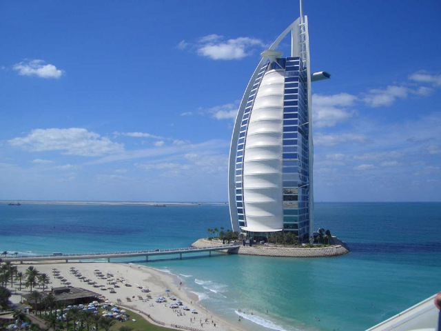 Hotel 7 Estrellas Burj Al Arab Dubai HD Pacific Science