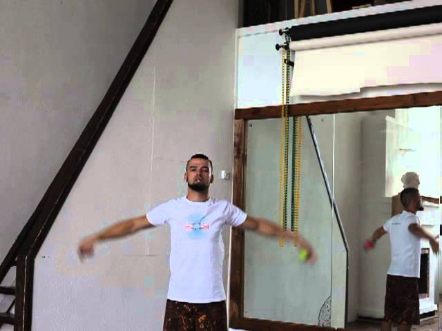 10. Мультиплекс (видео уроки по жонглированию от ПГ)